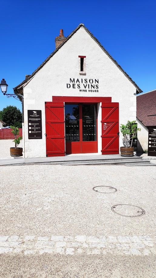 maison de vin, de locatie om een goede Vin de France te kopen
