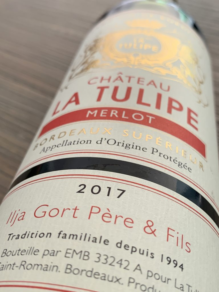 Chateau la Tulipe 2017 van Ilja Gort