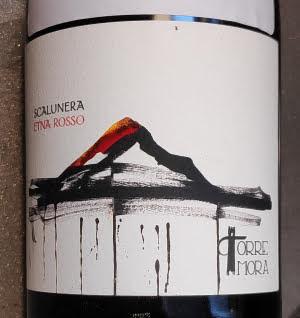 Torre Mora Scalunera, Etna Rossa 2016, Italië