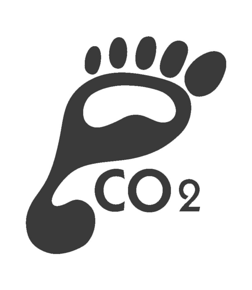 de co2 footprint van champagne