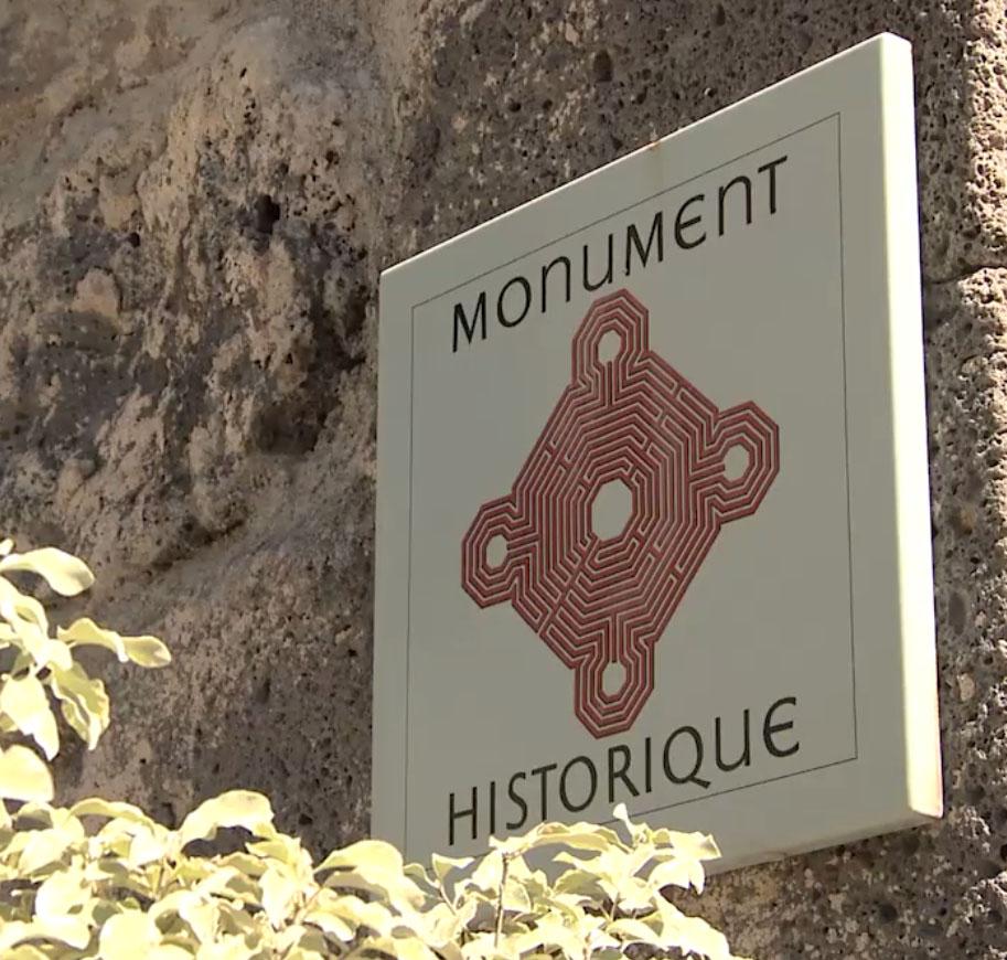 Une monument historique