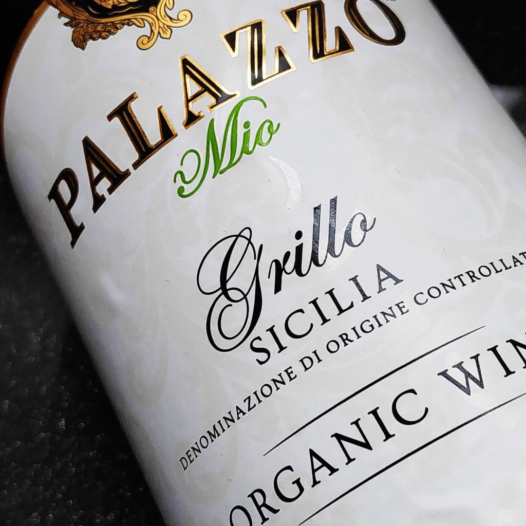 Grillo, een van de mooiste druiven van het eiland Sicilië