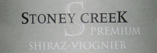 Stoney Creek Premium Shiraz Viognier