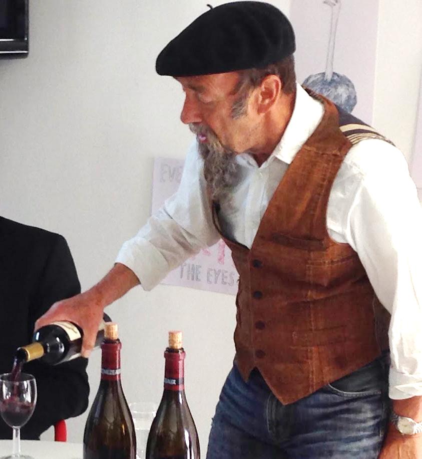 Ilja Gort heeft ook alcoholvrije wijn