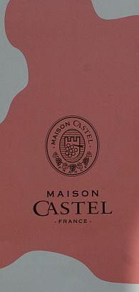 Maison Castel Pays d'Oc, wit en rood op de proeftafel