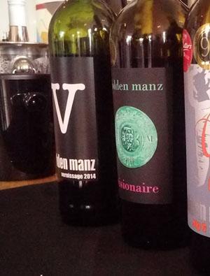 De Zuid-Afrikaanse wijnen zijn gelukkig weer uit de lockdown dus kan er weer geëxporteerd worden.