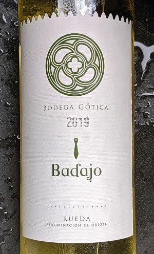 Badajo, een heerlijke witte wijn uit Rueda