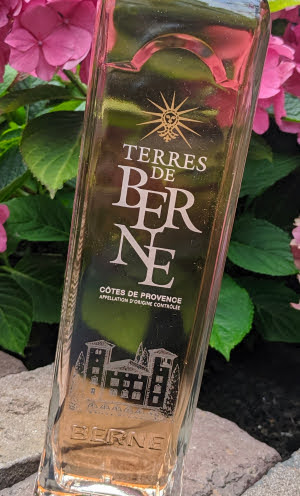 Terres de Berne, de meest charmante rosé van de Provence