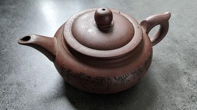 Neem een lekkere kop groene thee in plaats van een alcoholvrije wijn