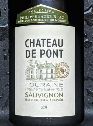 Chateau de Pont Sauvignon Blanc, een Touraine op zijn best