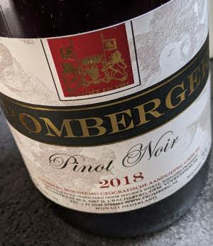 Fromberg Pinot Noir, Pinot Noir uit Nederland moet je geproefd hebben