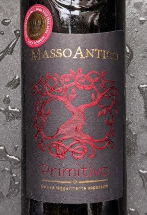 Masso Antico, een volle en zachte rode wijn uit Italië