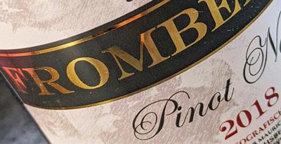 Wijngoed Fromberg is een mooi en klein wijngoed in het Limburgse Voerendaal