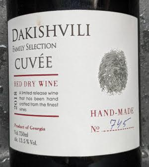 Dry red wine, een alternatieve Bordeaux blend met klasse