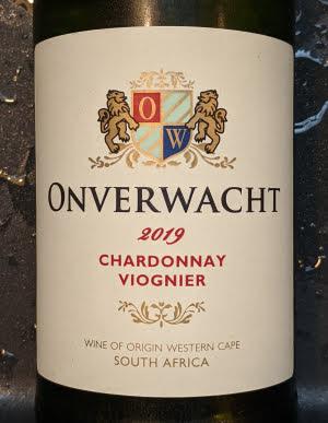 Onverwacht Chardonnay met Viognier, een onverwacht goede wijn