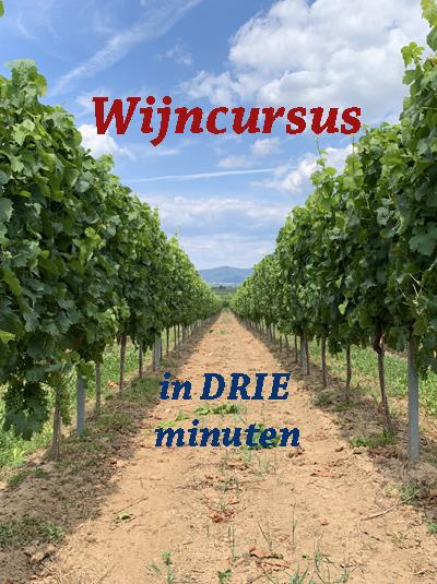 """Wijncursus in DRIE minuten; deel 14 """"Duitsland"""""""