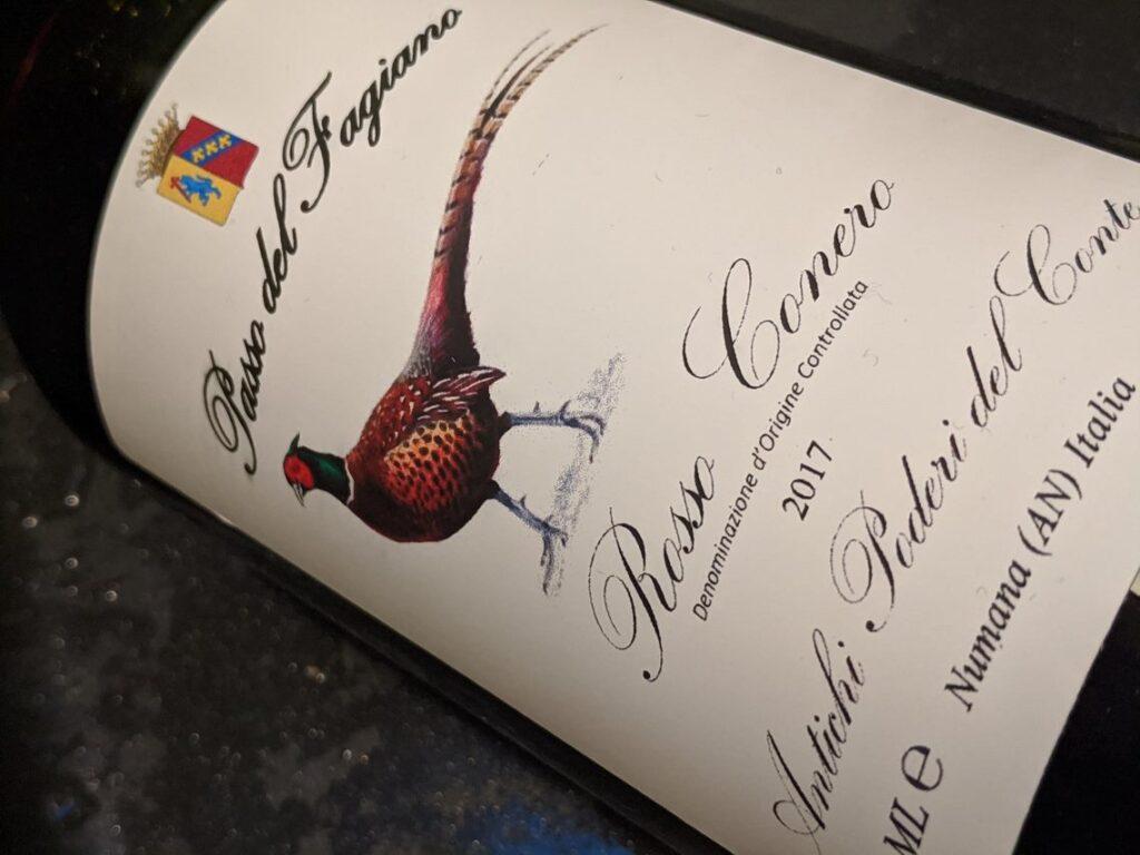 Passo del Fagiano, prachtig gerijpte Italiaanse wijn