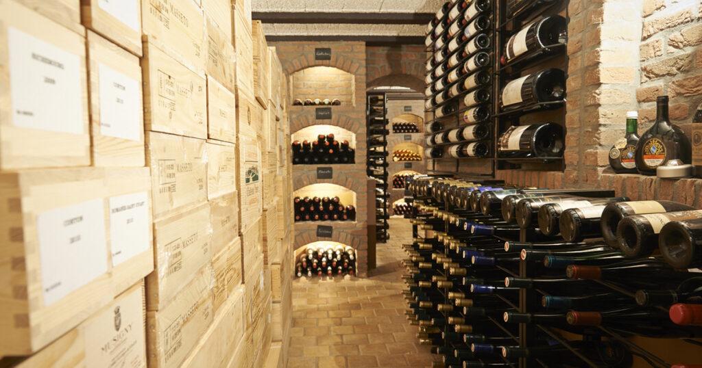 niets wordt aan het toeval overgelaten bij best of wines