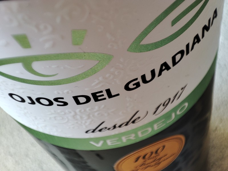 Ojos del Guadiana, een Verdejo met kwaliteit