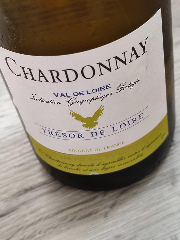 Tresor de Loire, een frisse Loire Chardonnay