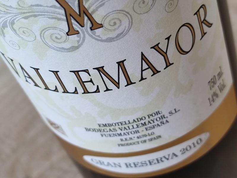 De Vallemayor Gran Reserva wordt alleen in top wijnjaren gemaakt. Dus eens in de 4 of 5 jaar wordt deze wijn misschien wel gemaakt. Uniek zeker, maar ook een topwijn?